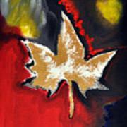 My Grey Autumn I I I Art Print