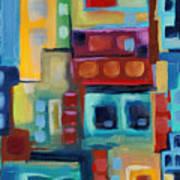 My Jazz N Blues 3 Art Print