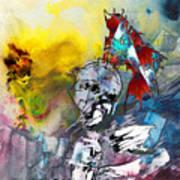 My Knight In Shining Armour Art Print