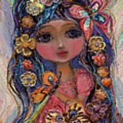 My Little Fairy Penelope Art Print
