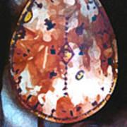 My Magic Drum Art Print