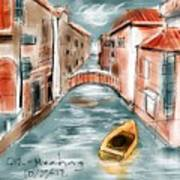 My Own Venice Art Print