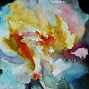 My Peonie Art Print