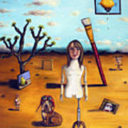 My Surreal Life Art Print