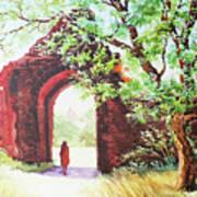 Myanmar Custom_010 Art Print