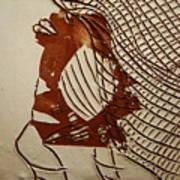 Myra - Tile Art Print