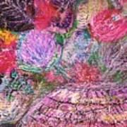 Mystic Bouquet  Art Print