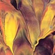 Mystic Fire 1 Art Print