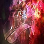 Mystical Dragon 2 Art Print