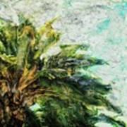 Mystical Palm Art Print