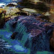 Mystical Springs Art Print