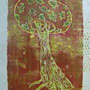 Myxomycetes 3 Art Print