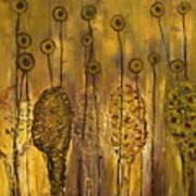 Myxomycetes Art Print