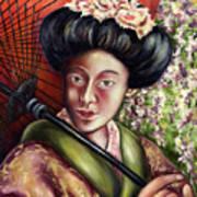 Nadeshiko Art Print