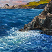Nakalele Point Maui Art Print