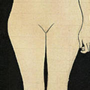 Naked Truth Art Print
