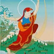 Namkai Nyingpo Art Print