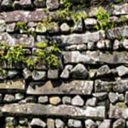 Nan Madol Wall2 Art Print