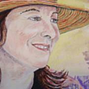 Nancy Sunshine Art Print