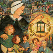 Nano Nagle, Foundress Of The Sisters Of The Presentation Art Print