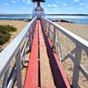 Nantucket Lighthouse - Y2 Art Print