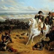 Napoleon In Wagram Art Print