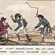 Napoleon: Russian Campaign Art Print