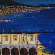 Napoli Art Print