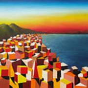 Napule' Mille Culure Art Print