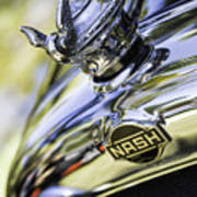 Nash Hood Ornament Art Print