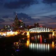 Nashville-2 Art Print