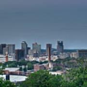 Nashville Skyline 2 Art Print
