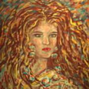 Natashka Art Print