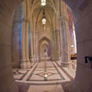 National Cathedral - 10 Art Print