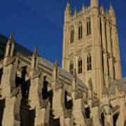 National Cathedral 2 Art Print