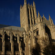 National Cathedral 3 Art Print