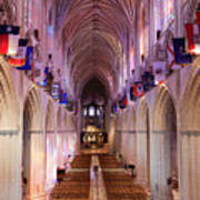 National Cathedral Art Print