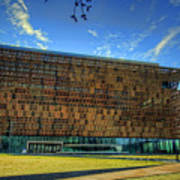 National Museum Of African American History And Culture Art Print