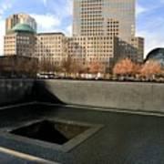 National September 11 Memorial New York City Art Print