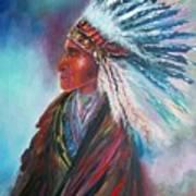 Native Blessings Art Print