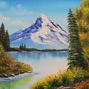 Nature Landscape Art Print