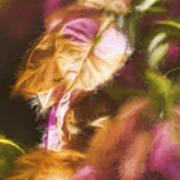 Nature Pastel Artwork Art Print