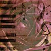 Natures Music Art Print by Cathie Tyler