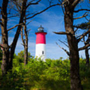 Nauset Lighthouse Art Print
