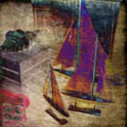 Nautica-iii Art Print