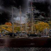 Nautical-7-a Art Print