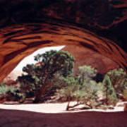 Navajo Arch Art Print