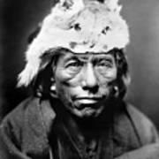 Navajo Man, C1905 Art Print
