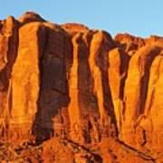 Navajo Sunrise Art Print