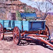 Navajo Suv Art Print